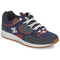 Schuhe Herren Skaterschuhe DC Shoes KALIS LITE Marine / Grau