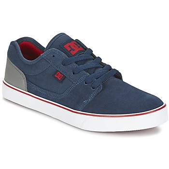 Schuhe Herren Sneaker Low DC Shoes TONIK Marine / Grau