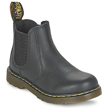 Schuhe Kinder Boots Dr Martens SHENZI Schwarz