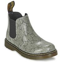 Schuhe Kinder Boots Dr Martens BANZAI ASP Grau