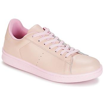Schuhe Damen Sneaker Low Yurban EZIME Rose