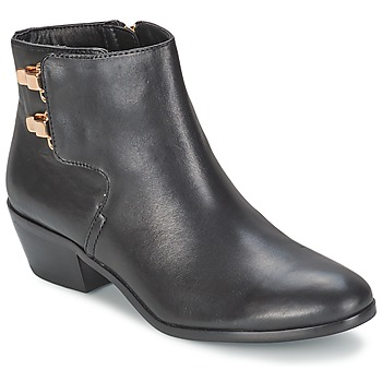 Schuhe Damen Boots Sam Edelman PETER Schwarz