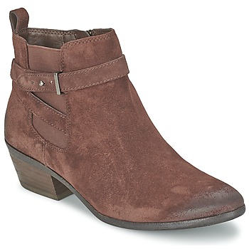 Schuhe Damen Boots Sam Edelman PACIFIC Braun
