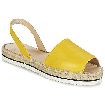 Schuhe Damen Sandalen / Sandaletten Anaki TEQUILAI Gelb