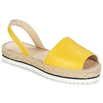 Schuhe Damen Sandalen / Sandaletten Anaki TEQUILAI Silbern