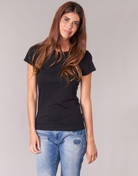 Kleidung Damen T-Shirts BOTD EQUATILA Schwarz
