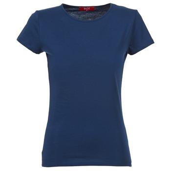 Kleidung Damen T-Shirts BOTD EQUATILA Marine