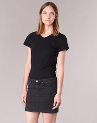 Kleidung Damen T-Shirts BOTD EFLOMU Schwarz