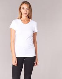 Kleidung Damen T-Shirts BOTD EFLOMU Weiss