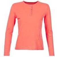 Kleidung Damen Langarmshirts BOTD EBISCOL Korallenrot
