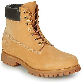 Schuhe Herren Boots Timberland PREMIUM BOOT 6'' Cognac