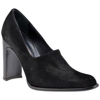 Schuhe Damen Pumps Olga Gigli HalsHeel90plateauschuhe Schwarz