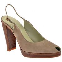 Schuhe Damen Pumps Nci Heel110plateauschuhe Grau
