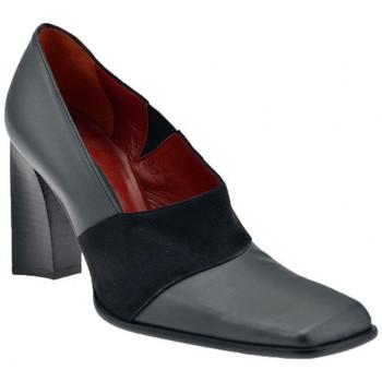 Schuhe Damen Pumps Enrico Del Gatto Hals Heel 80 plateauschuhe Schwarz