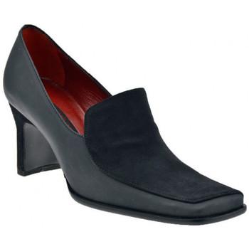 Schuhe Damen Pumps Enrico Del Gatto Heel Wildleder Loafer 70 plateauschuhe