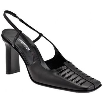 Schuhe Damen Pumps Enrico Del Gatto Heel Heel öffnen 90 plateauschuhe Schwarz