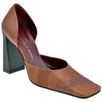 Schuhe Damen Pumps Giancarlo Paoli Heel E020 100 plateauschuhe Multicolor