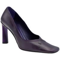 Schuhe Damen Pumps Giancarlo Paoli L101 Heel 90 plateauschuhe Violett