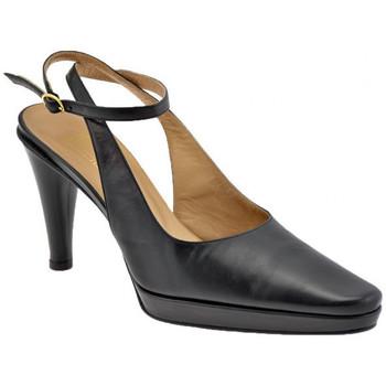 Schuhe Damen Pumps Strategia SlaveHeelPlateau100plateauschuhe Schwarz