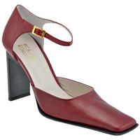 Schuhe Damen Pumps Strategia Strap Heel 95 plateauschuhe