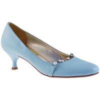 Schuhe Damen Pumps Fascino Strass T.40 Deja plateauschuhe