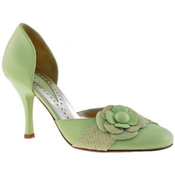 Schuhe Damen Pumps Fascino Deja Blumen T.80 plateauschuhe