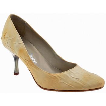 Schuhe Damen Pumps Onde Piane 80 Round Toe Heel plateauschuhe