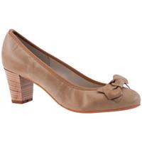 Schuhe Damen Pumps Keys BowHeel50plateauschuhe Beige