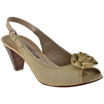 Schuhe Damen Pumps Progetto B036 Blume Heel 60 plateauschuhe