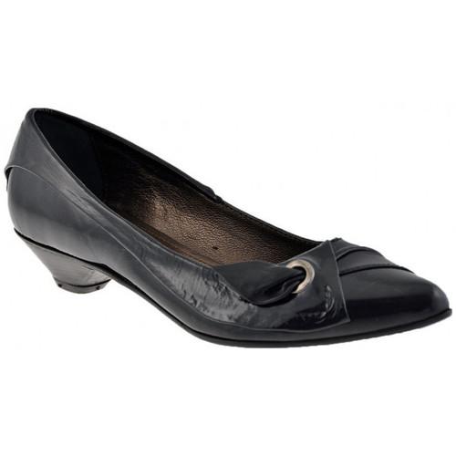 Schuhe Damen Pumps Progetto 1251Heel30plateauschuhe Schwarz