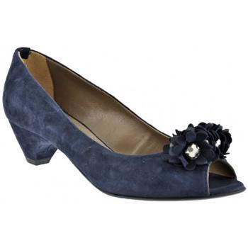 Schuhe Damen Pumps Progetto Ballerina-Absatz-Pumpen-40 plateauschuhe