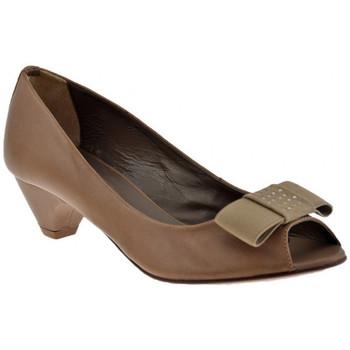 Schuhe Damen Pumps Progetto R203Heel50plateauschuhe Grau