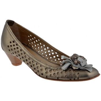 Schuhe Damen Pumps Progetto B120LochHeel30plateauschuhe Multicolor