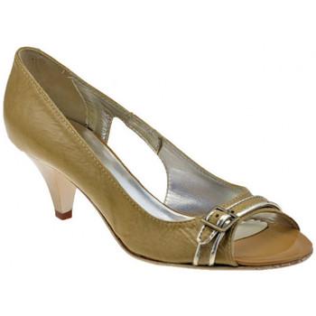 Schuhe Damen Pumps Lea Foscati Buckle überprüft T.50 plateauschuhe