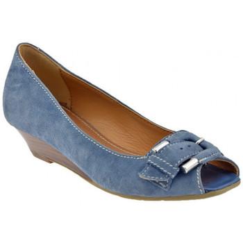Schuhe Damen Pumps Lea Foscati Buckle T.30 plateauschuhe