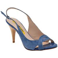 Schuhe Damen Pumps Lea Foscati Strap Heel 80 plateauschuhe