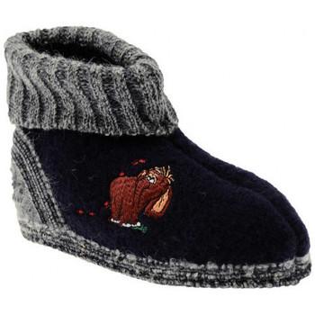 Schuhe Kinder Hausschuhe Wesenjak 24610 Original pantoffeln hausschuhe