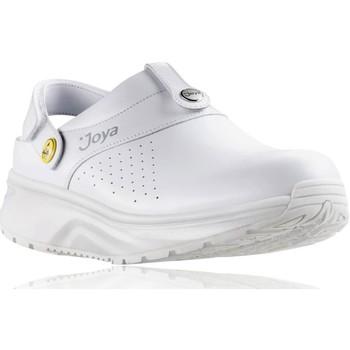 Schuhe Damen Pantoletten / Clogs Joya IQ SR WHITE