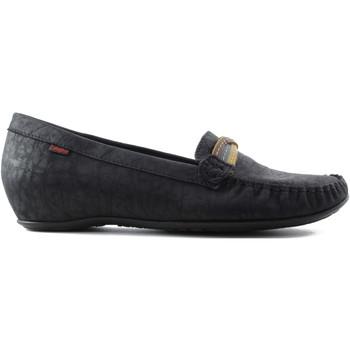 Schuhe Damen Slipper CallagHan RINO W SCHWARZ