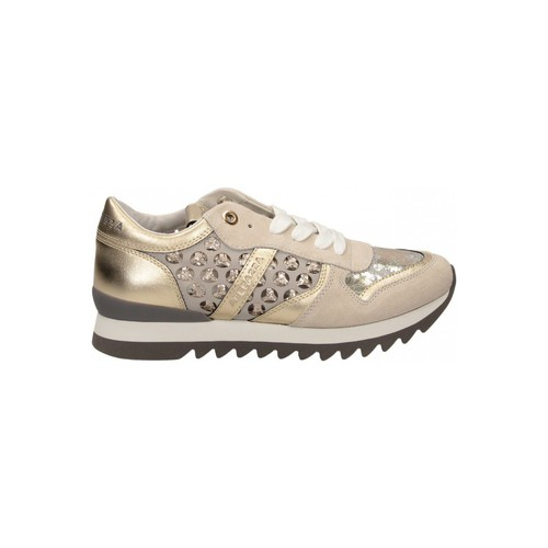 Schuhe Damen Sneaker Low Apepazza DAFNE MULTICIRCLE MISSING_COLOR