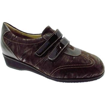 Schuhe Damen Sneaker Low Calzaturificio Loren LOL8050m marrone