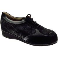 Schuhe Damen Sneaker Low Calzaturificio Loren LOL8051n nero