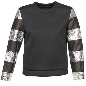 Kleidung Damen Sweatshirts American Retro DOROTHY Schwarz / Silbern