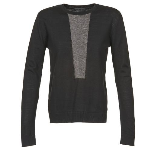 Kleidung Damen Pullover American Retro NANCY Schwarz