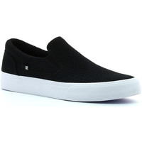 Schuhe Herren Sneaker Low DC Shoes Trase Slip-on TX SE Schwarz