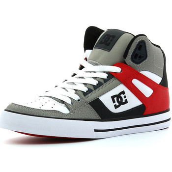 Schuhe Herren Sneaker High DC Shoes Spartan High WC Grau