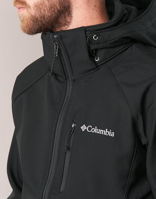 Columbia Cascade Ridge Ii Softshell Schwarz - Kostenloser Versand | Kleidung Jacken Herren 7999