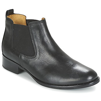Schuhe Damen Low Boots Gabor AALEN Schwarz