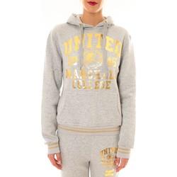 Kleidung Damen Sweatshirts Sweet Company Sweat United Marshall 1945 gris/or Gold
