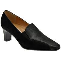 Schuhe Damen Pumps Valleverde HalsHeel60plateauschuhe Schwarz